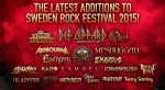 Sweden Rock Festival: annunciate altre 19 band!
