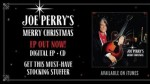 "Aerosmith: Joe Perry pubblica l'EP  "" Merry Christmas"""