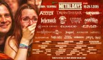 MetalDays: annunciati Dream Theater, Fear Factory, Arch Enemy e molti altri