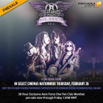 "Aerosmith: il trailer di ""Aerosmith Rocks Donington 2014"""
