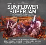 The Sunflower Jam: in arrivo il  DVD del  concerto del 2012
