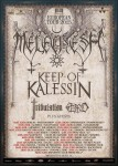 Melechesh: due date in Italia con Keep Of Kalessin and more