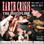 "Earth Crisis:  arriva ""The Discipline"", il nuovo EP"