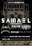 Eindhoven Metal Meeting 2015: nuove conferme e regular ticket in vendita