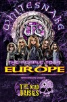 The Dead Daises: supporter del tour europeo degli Whitesnake