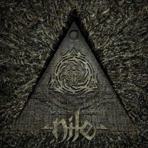 Nile - What Should Not Be Unearthed artwork