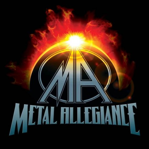 Metal Allegiance artwork